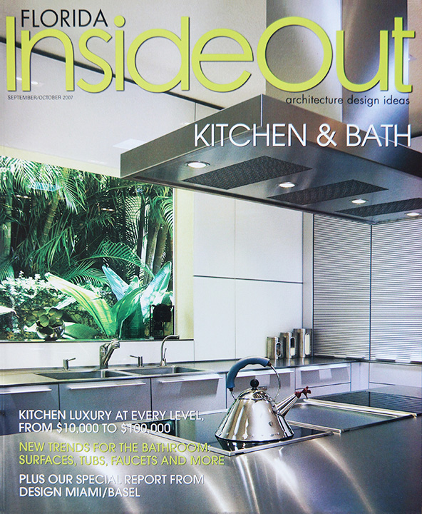 Architect and Friends Press Florida InsideOut